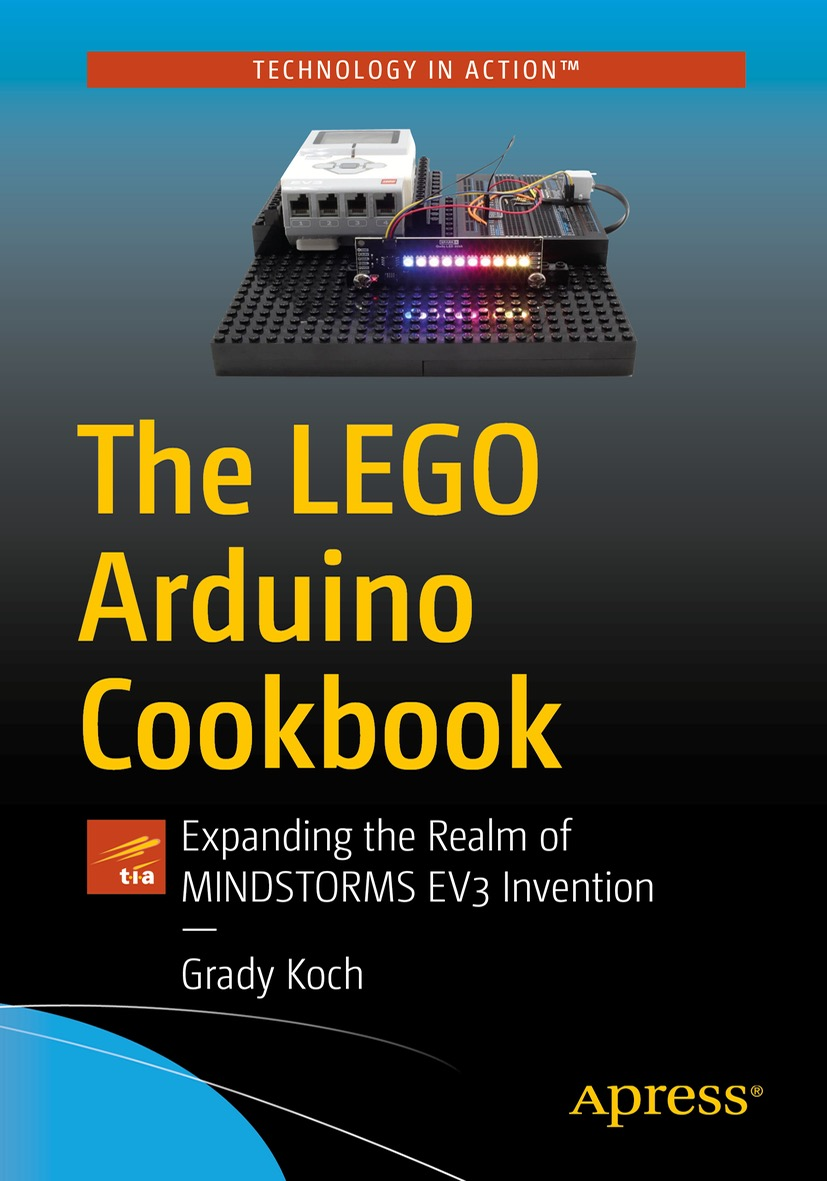 LEGO Arduino Cookbook